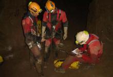 Sistemas Caballos-Valle y Torca Fría-Cueva del Lobo, en Cantabria