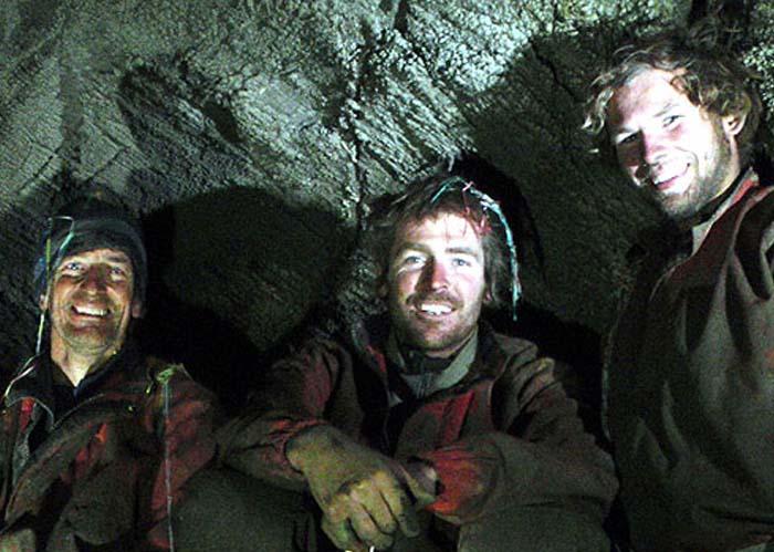 El Sistema Ellis Cave, primer -1000 de Nueva Zelanda